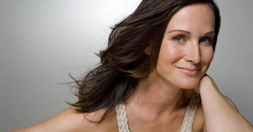 Long Hair for Older Women Style