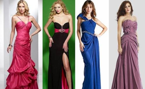 Long gown Designs for Girl - Fashion Female