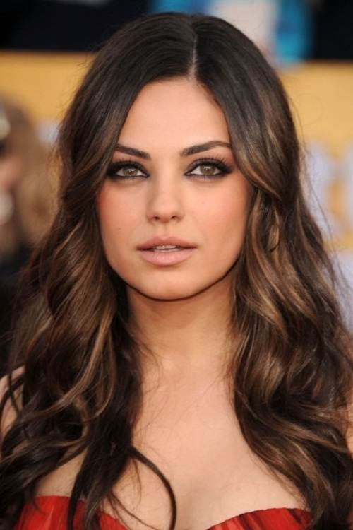Medium caramel Brown Hair Dye Ideas
