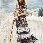 Modern Hippie Clothing for Women Ideas