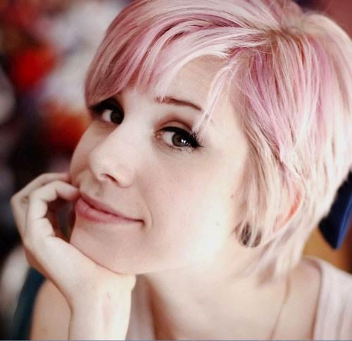 Pink Punk Pixie Images