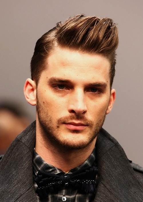 Retro Hairstyle Men Trends