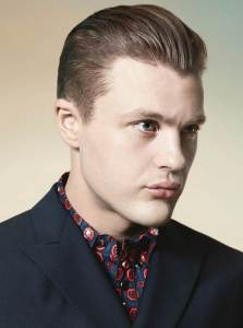 Vintage Hairstyles for Men 2013