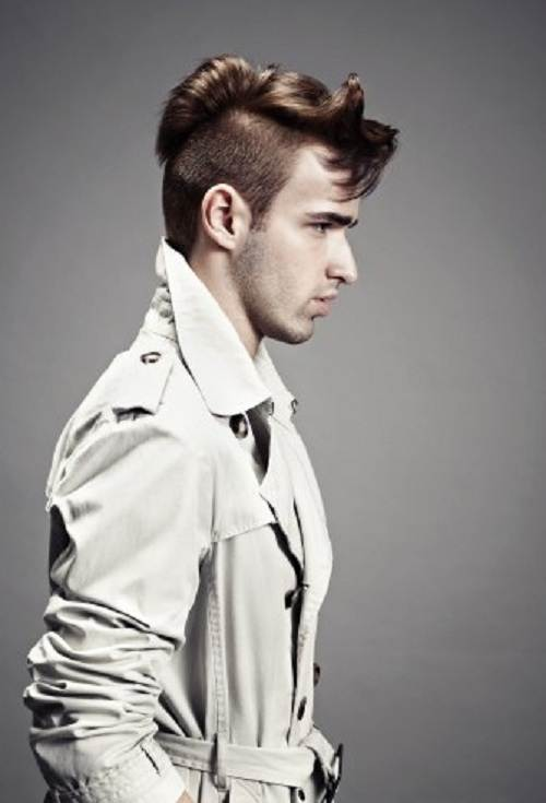 Vintage Hairstyles For Men Trends