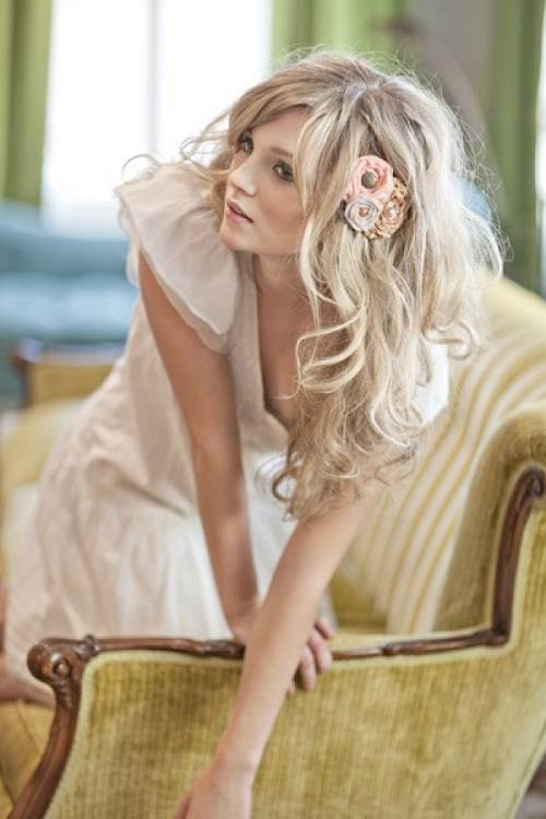 Wedding Hairstyles Down Curly Ideas