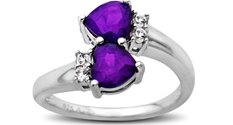 A Guide to Buying Amethyst Gemstone Rings
