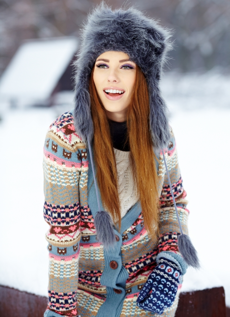 winter fashion sweater